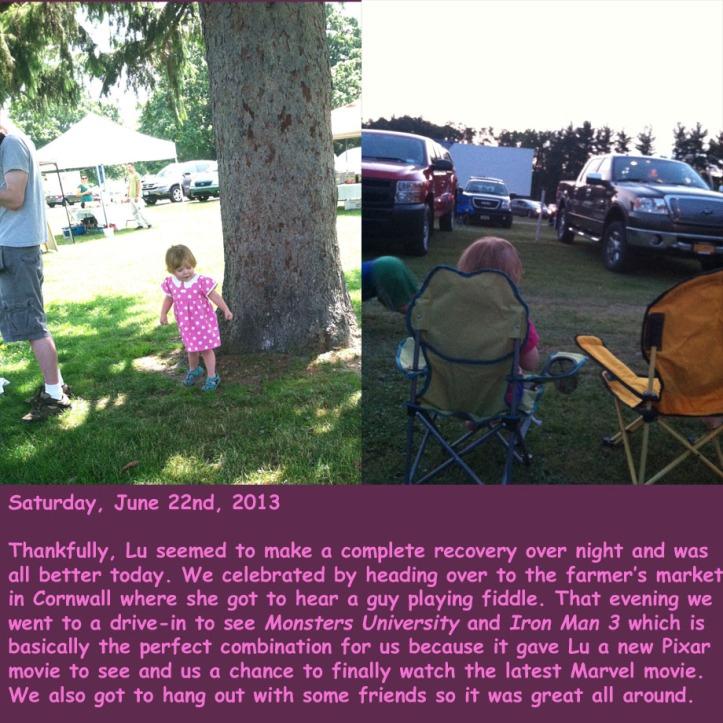 Saturday, June 22nd, 2013