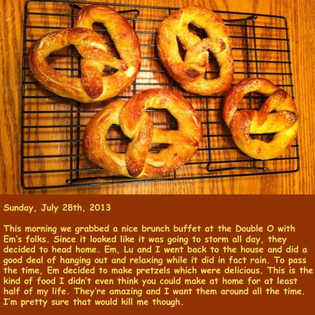 Sunday, July 28th, 2013