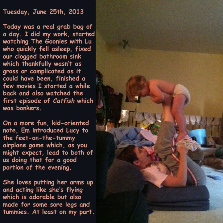 Tuesday, June 25th, 2013