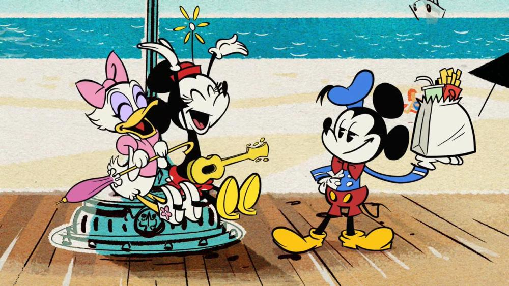 Six Reasons The New Mickey Mouse Shorts Are Fantastic (3/3)