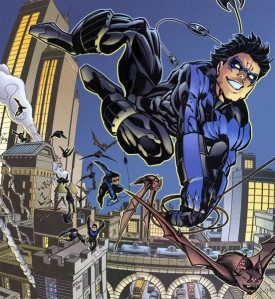 Nightwing Scott McDaniel
