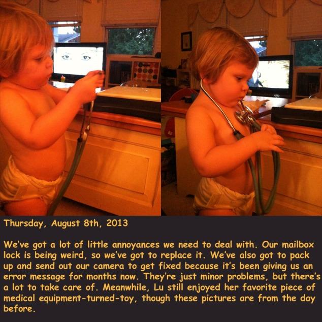 Thursday, August 8th, 2013