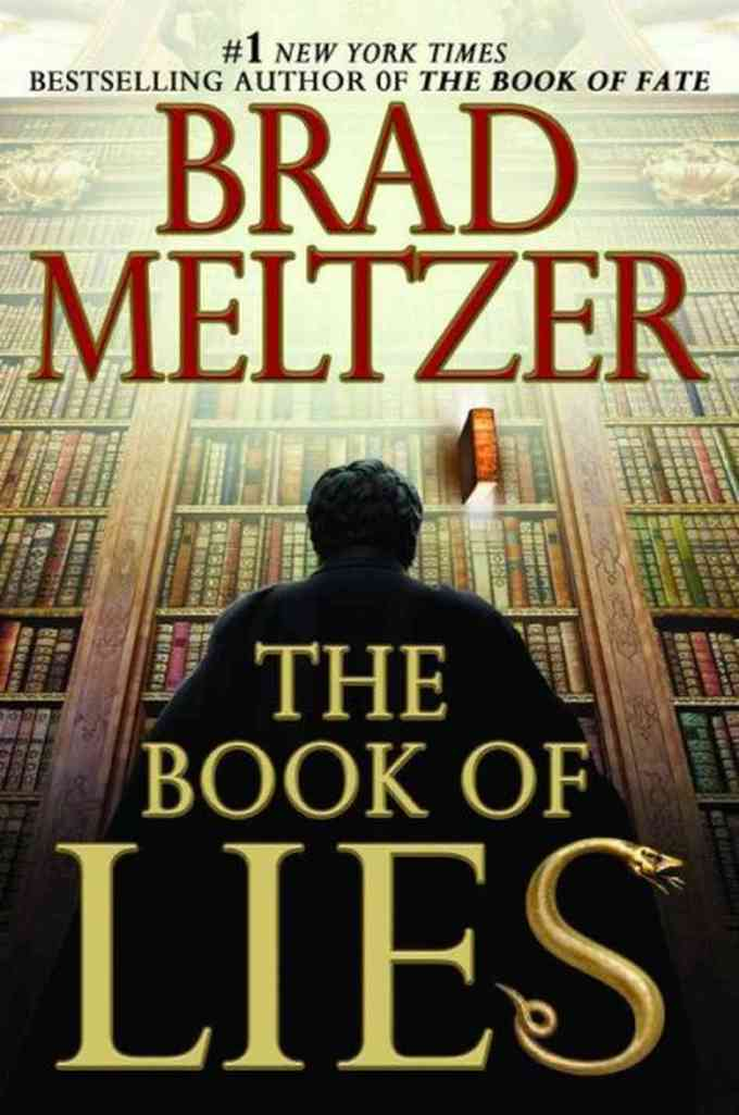 brad meltzer the book of lies
