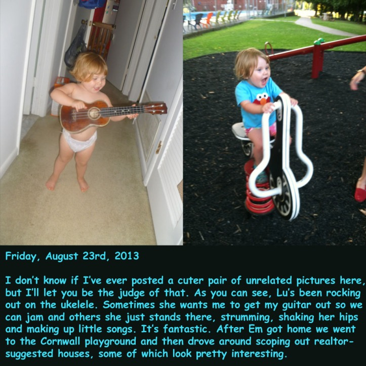 Friday, August 23rd, 2013