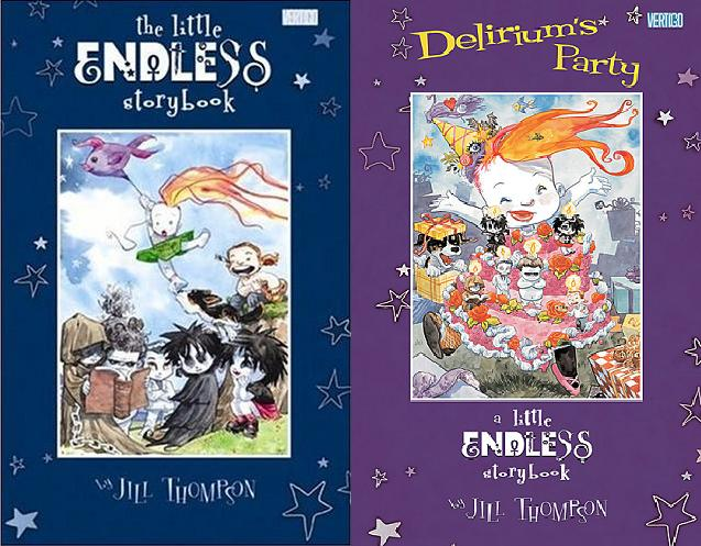 the little endless storybooks