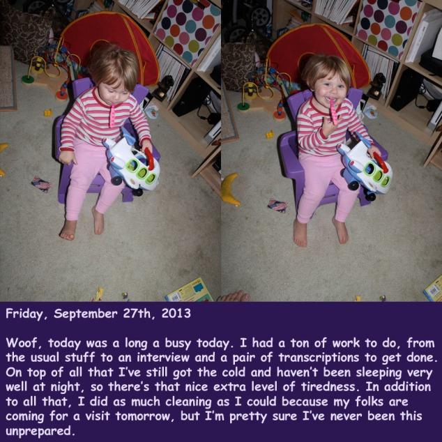 Friday, September 27th, 2013