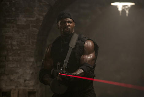 terry crews expendables