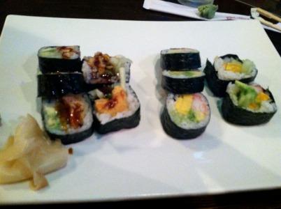 sushi mine