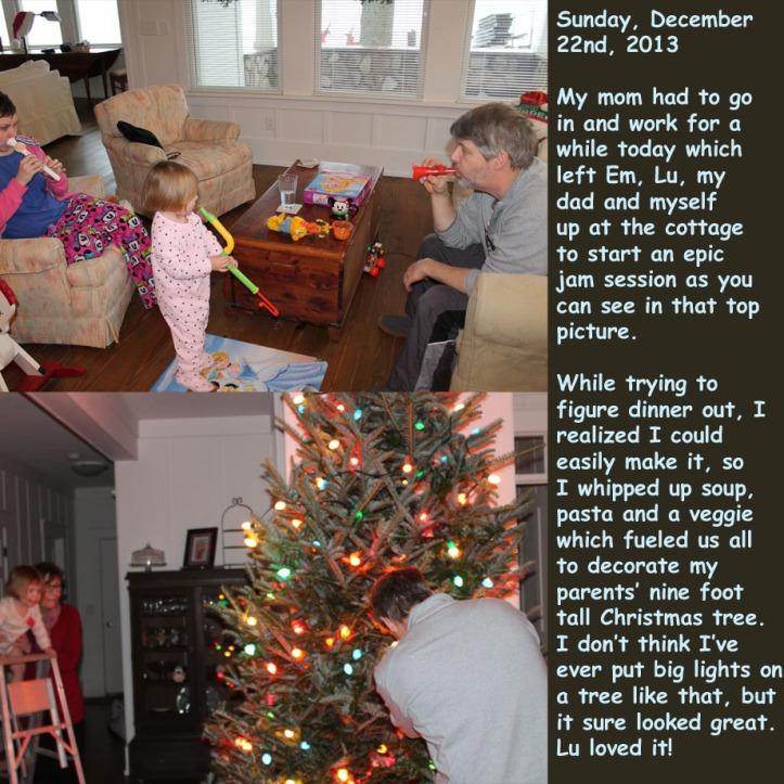 Sunday, December 22nd, 2013