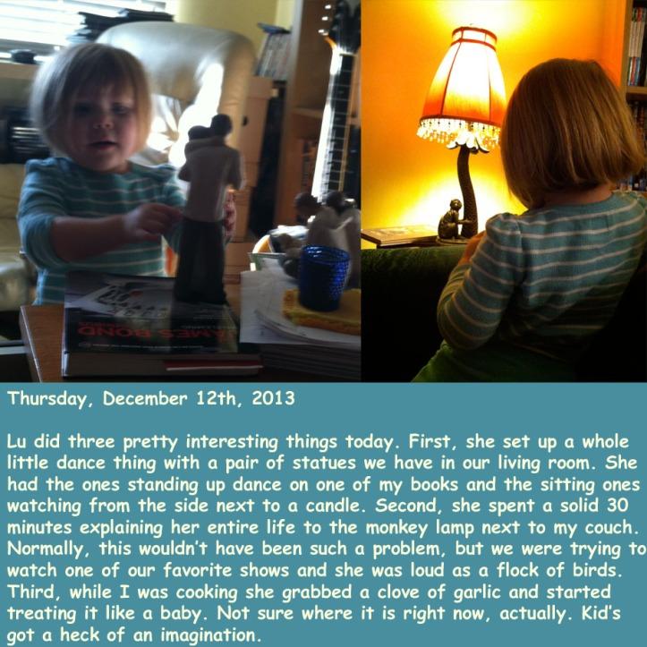 Thursday, December 12th, 2013