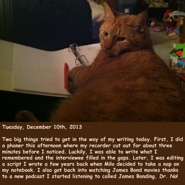 Tuesday, December 10th, 2013