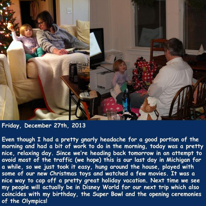 Friday, December 27th, 2013