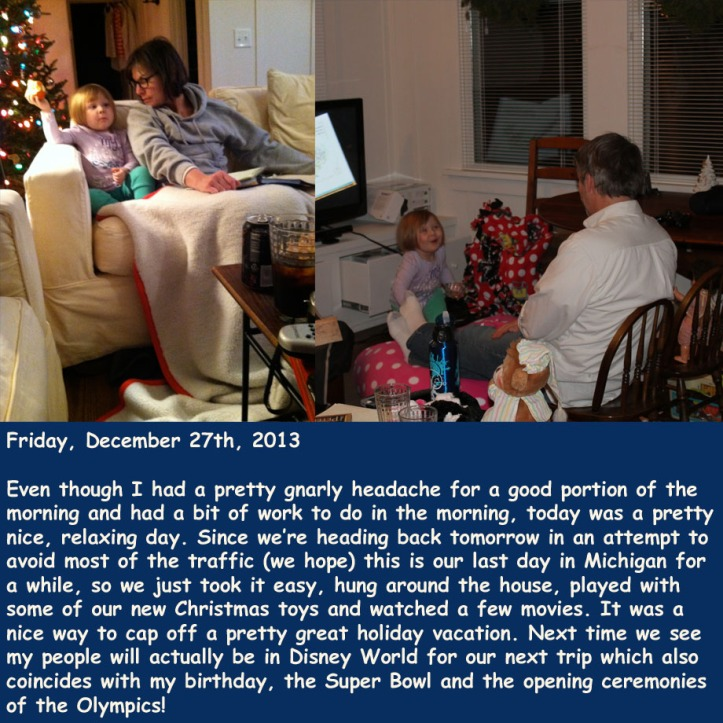 Friday, December 27th, 2013