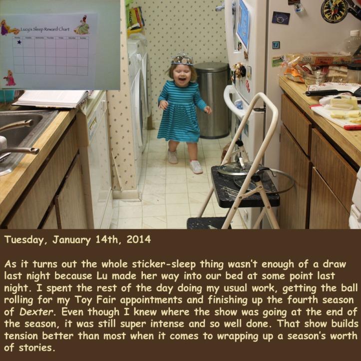 Tuesday, January 14th, 2014
