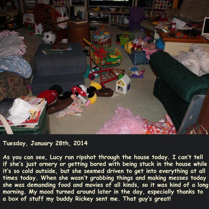 Tuesday, January 28th, 2014