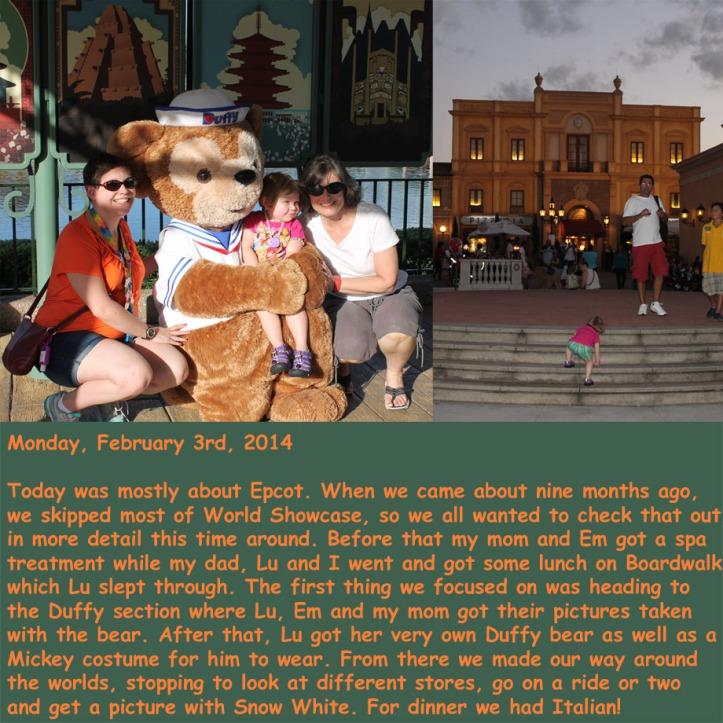 Monday, February 3rd, 2014