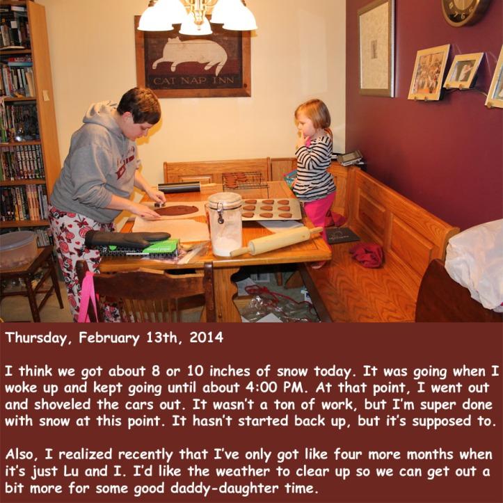 Thursday, February 13th, 2014