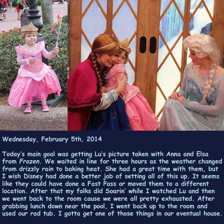 Wednesday, February 5th, 2014