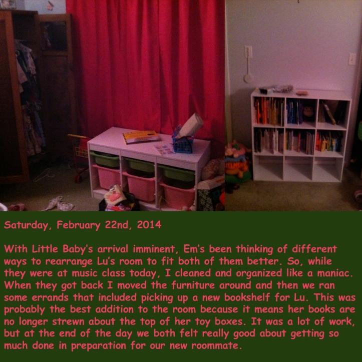 Saturday, February 22nd, 2014