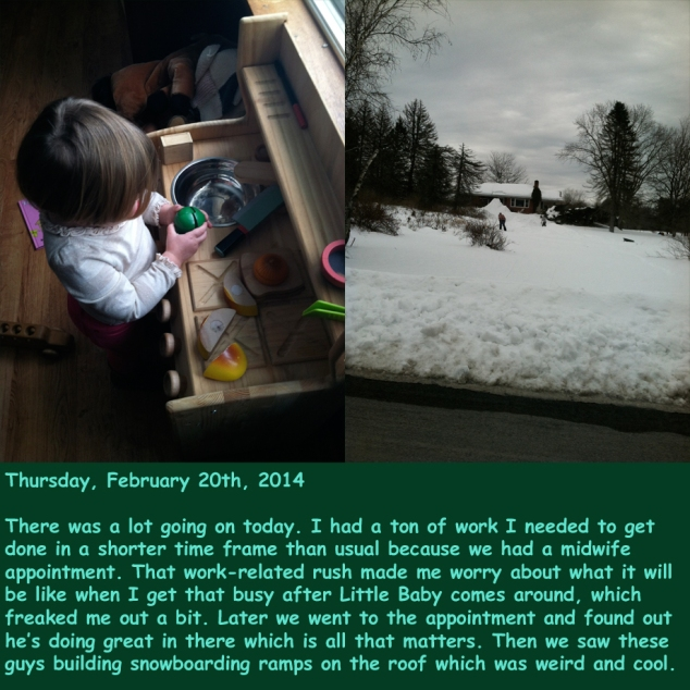 Thursday, February 20th, 2014
