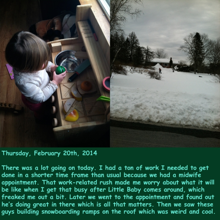 Thursday, February 20th, 2014