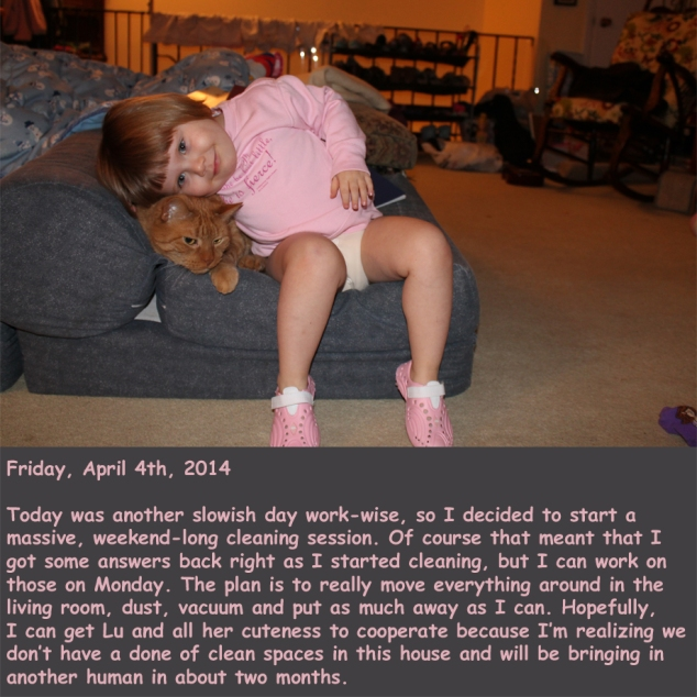 Friday, April 4th, 2014