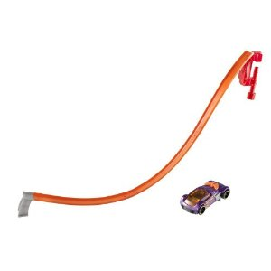 Hot Wheels Mega Jump Track Set