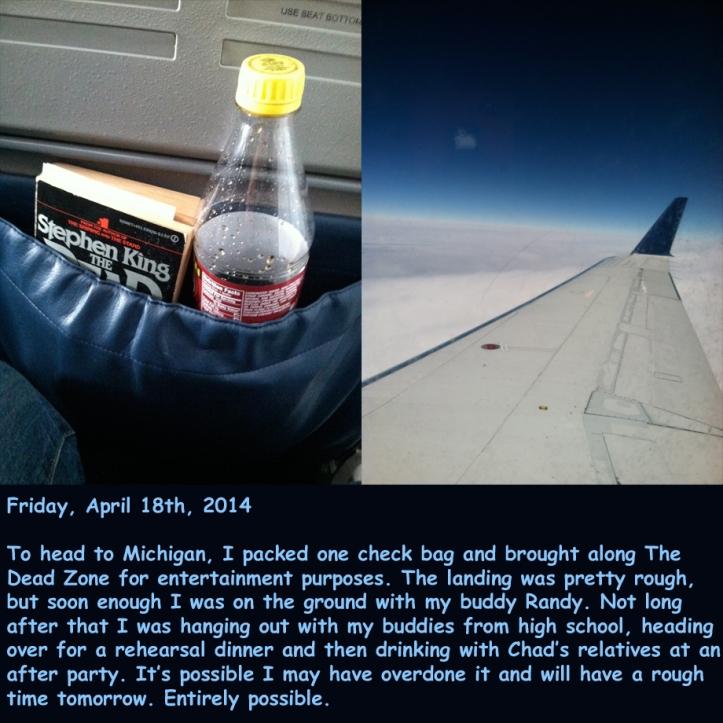 Friday, April 18th, 2014