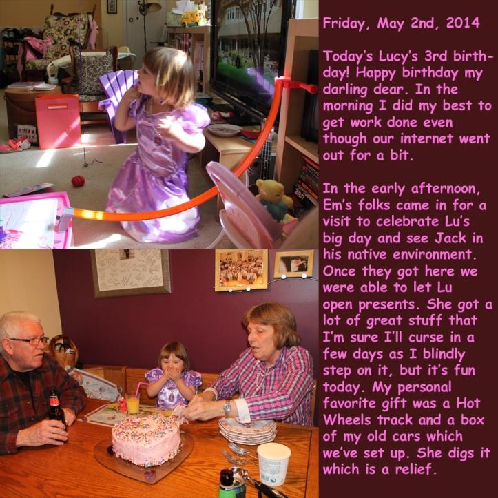 Friday, May 2nd, 2014