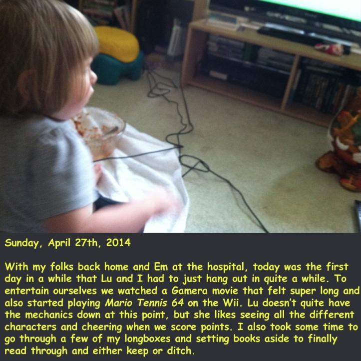 Sunday, April 27, 2014