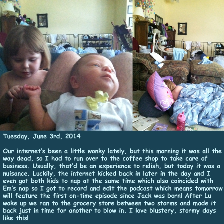 Tuesday, June 3rd, 2014