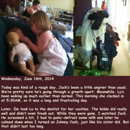 Wednesday, June 18th, 2014