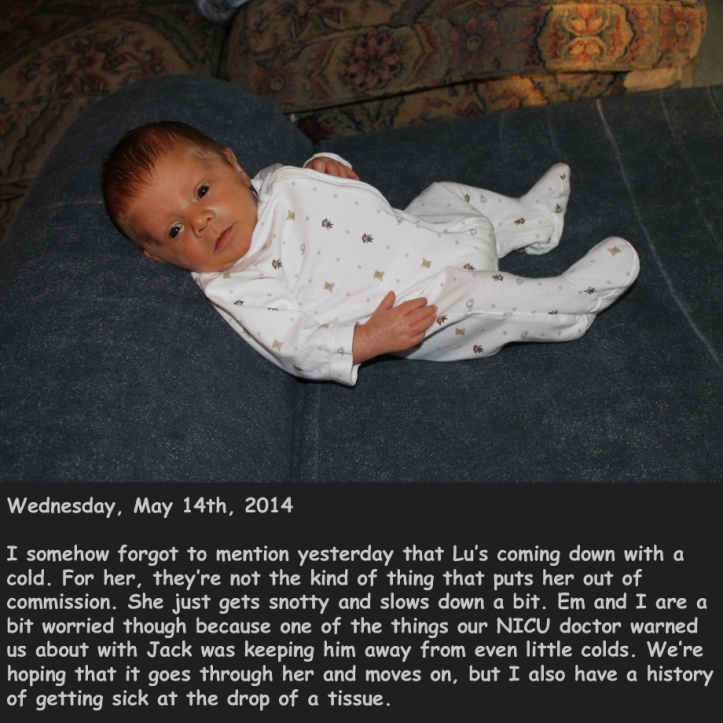 Wednesday, May 14th, 2014