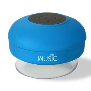 wusic waterproof speaker