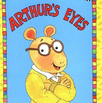 arthur's eyes new