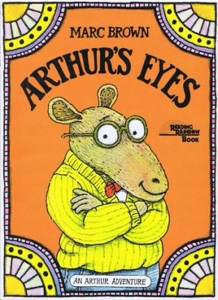 arthur's eyes old