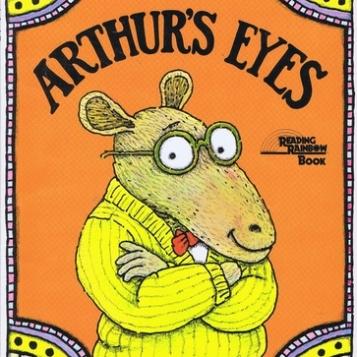 arthur's eyes old
