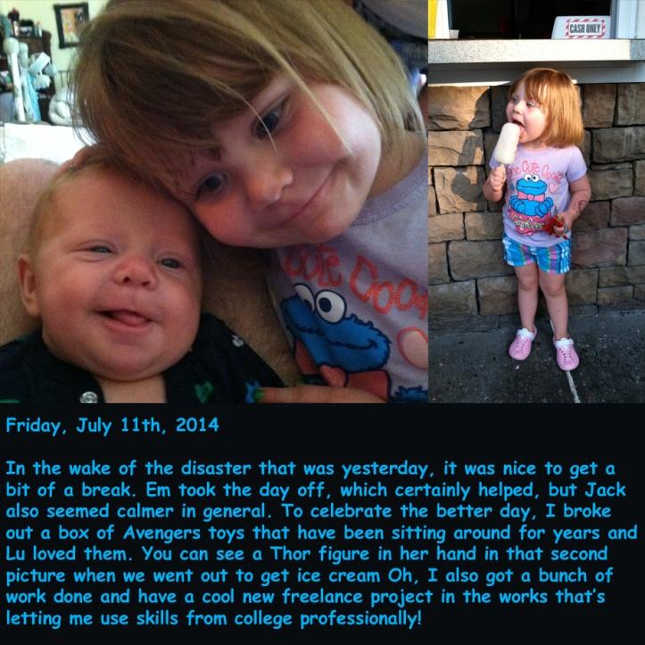 Friday, July 11th, 2014