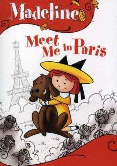 madeline meet me in paris dvd