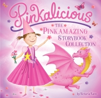 pinkalicious pinkamazing storybook collection