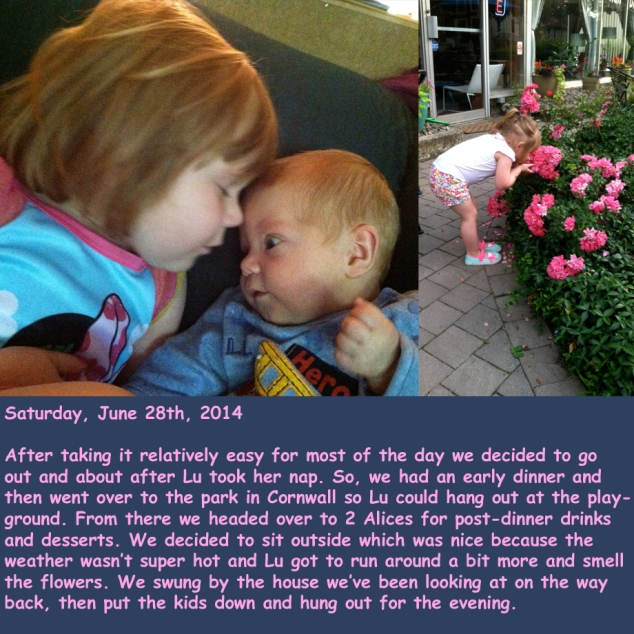 Saturday, June 28th, 2014