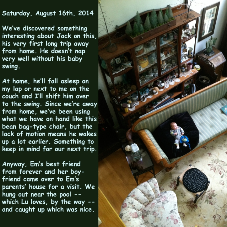 Saturday, August 16th, 2014