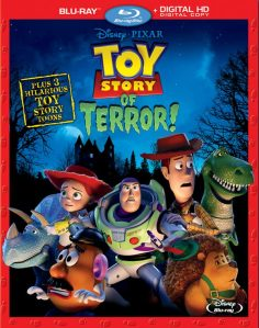 toy story of terror bluray