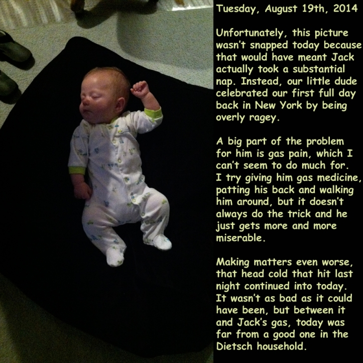 Tuesday, August 19th, 2014