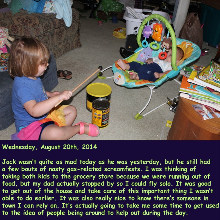 Wednesday, August 20th, 2014