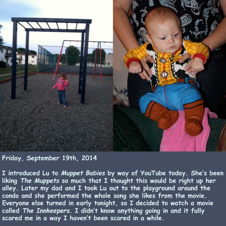 Friday, September 19th, 2014