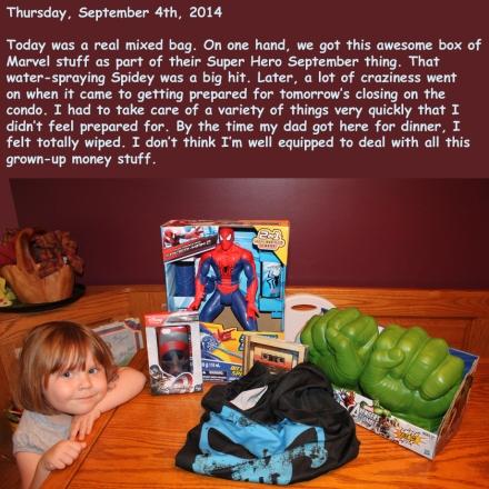 Thursday, September 4th, 2014