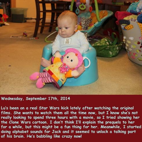 Wednesday, September 17th, 2014