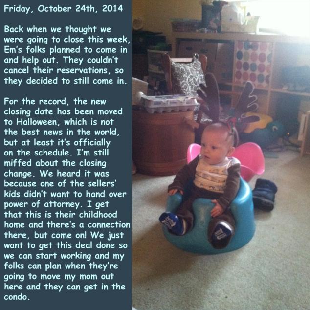 Friday, October 24th, 2014