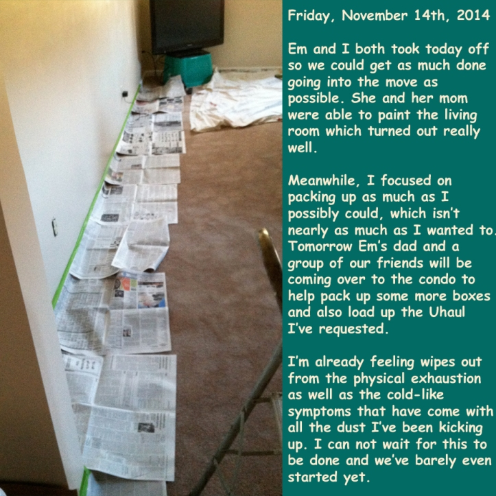Friday, November 14th, 2014